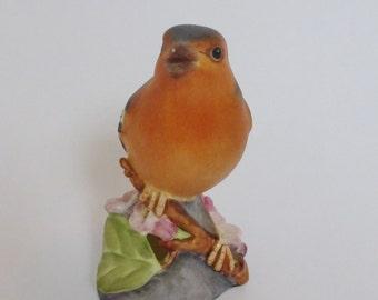 Vintage Royal Worcester Chaffinch Figurine