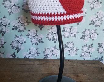 Valentine's Heart Hat