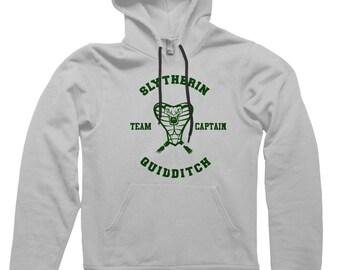 Slytherin Quidditch Team Captain Hoodie