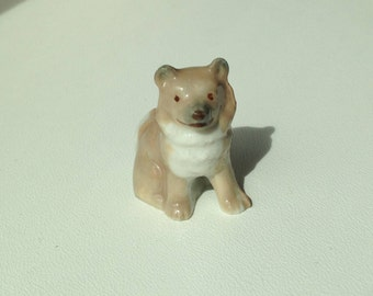 1950's Husky from Wade Whimsie SET 6 - Polar Animals (1956)