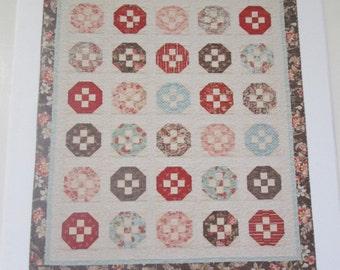 O' Quilt Quilt Pattern - A Graceful Stitch