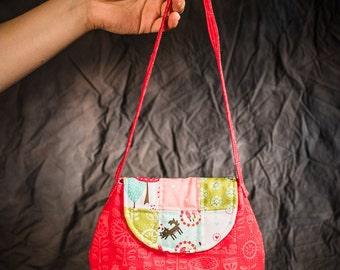 handbag for little girl - Red Riding Hood B