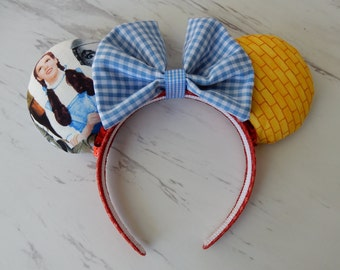 Wizard of Oz Minnie Mouse Ears