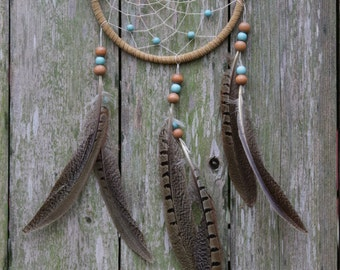 Traditional Dreamcatcher, Native American Inspo, Boho