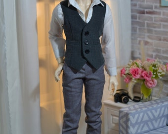 Waistcoat for Iplehouse Sid BJD