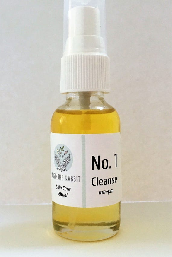No. 1 Cleanse - Oil Cleansing Method