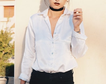 Tina white shirt