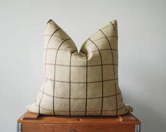 THE BELLINGHAM Square Pillow Cover