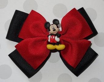 Mickey Hair Bow