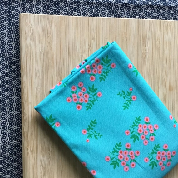 Custom Sword Carrying Bag for Japanese Martial Arts - Kendo Iaido Naginata - Bright Garden Design by Kendo Girl