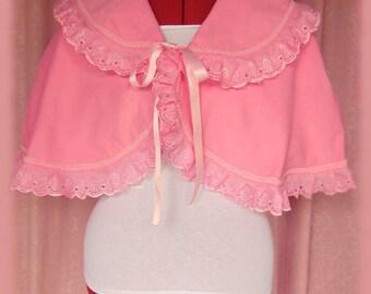 Sweet Lolita Cape
