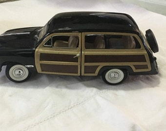1940 ford woody wagon ss 5706 die cast car