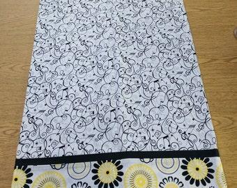 Musical Notes Standard Pillowcase