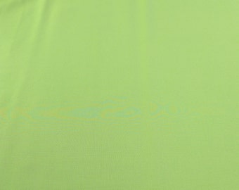 Bella Solids-Green Cotton Fabric from Moda