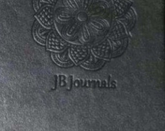 Mandala Lined Notebook Journal Diary