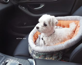 Dog car Seat, Dog carrier, Pet Carrier, Dog bed