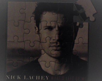 Nick Lachey CD Cover Magnetic Puzzle