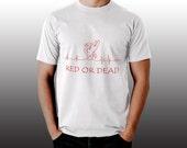 Heartbeat Liverpool Fc tshirt - funny LFC t-shirt, ynwa, liverpool tee, never walk alone, liverpool fc tshirt, red or dead t-shirt