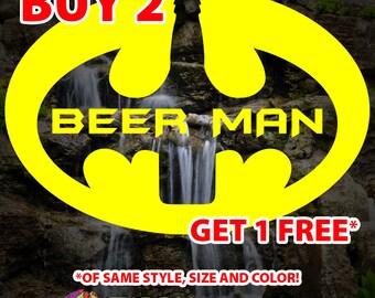 Batman Vinyl Decal Etsy - Batman vinyl decal stickers