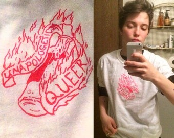 UNAPOLOGETIC QUEER T-Shirt