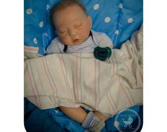 Reborn Baby Boy or Girl | Reborn doll | OOAK Hand painted | Made To Order