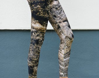 Legging - in stone