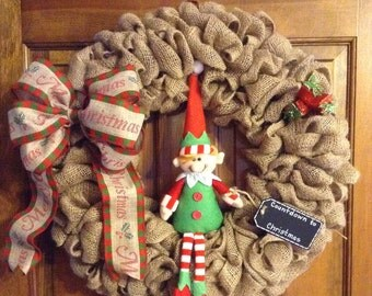 BUILD a WREATH - Step 2 Attachments for Bubble style All Seasons Wreath: Winter, Christmas, Valentines Day, St.Patricks Day, Interchangeable