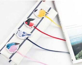 Birds Magnetic Bookmark
