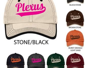 Embroidered Plexus Hat, Embroidered Plexus Cap, Plexus Hat, Plexus Cap, Plexus Swag