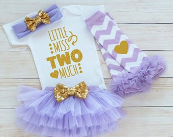 2nd Birthday Outfit, Second Birthday Outfit Girl, 2nd Birthday Girl Bodysuit, Birthday Gift, Second Birthday Girl, 2nd Birthday Girl Shirt