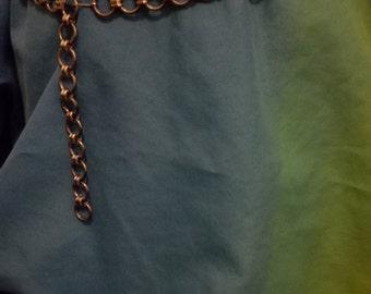 Belt in Silver