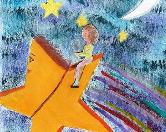 Starhorse Journey Sleep Meditation for children to relax at night