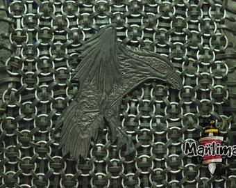 Ragnar Lothbrok raven