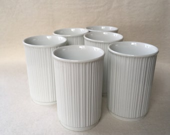 Set of 6 Rosenthal Studio-linie cups from Germany.