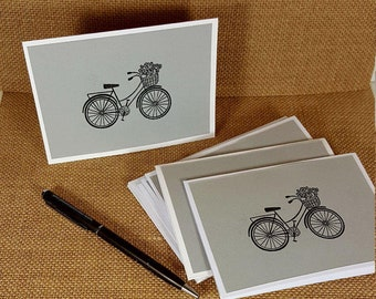 Note Cards - Bicycle Note Cards