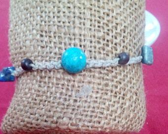 Bracelet with beads