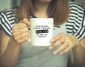 Realtor Gift, Realtor, Realtor Mug, Real Estate Agent, Coffee Mug, Real Estate, Gift For Realtor, Real Estate Gift, Realtor Coffee Mug, Gift