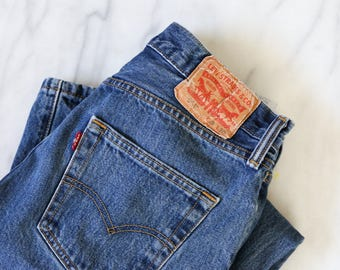 Reduced! Vintage High Waisted Levi's 501's