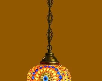 Turkish chandelier,mosaic turkish lamps,pendant lamps,hanging lamps,modern bedside lamps,ceiling light,kitchen hanging lamp,turkish light