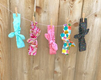 PICK ANY TWO Baby Headbands - modern - baby girl headband - infant - newborn