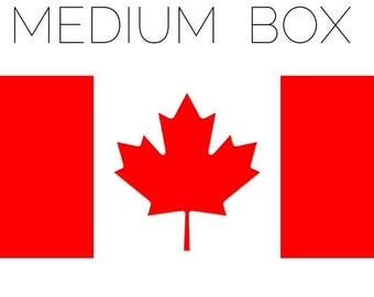 Canada: MEDIUM BOX