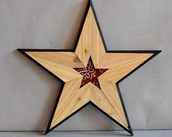 Wooden Star 5130