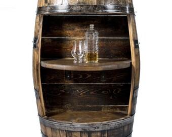Half Barrel Hideaway - Retro