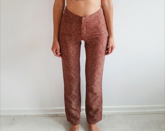 70's high wasted pants