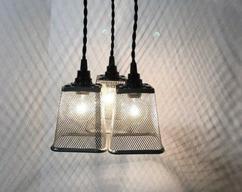 3 Pendant Light