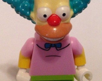 Krusty The Clown - Simpsons Character