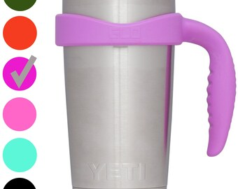 Handle For YETI Rambler 20 Oz Tumbler - Also Fits YETI, Ozark Trail and more - FREE Shipping!!