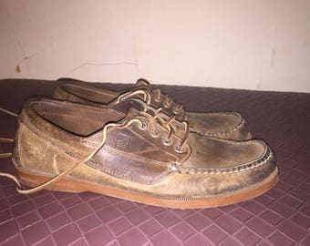 Vintage Sperry Shoes