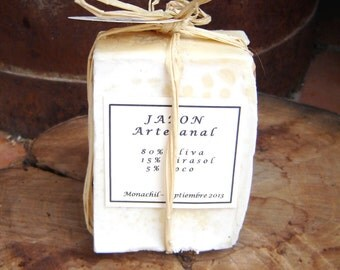 SOAP handmade traditional andalus