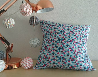 Cushion cover 40 x 40 in 100% cotton